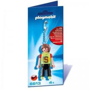 Playmobil Skater keyring