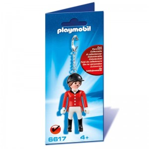 Playmobil Amazon keyring
