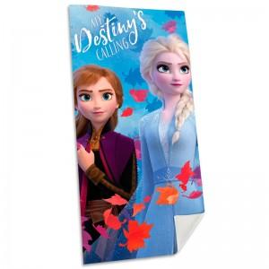 Disney Frozen 2 cotton beach towel