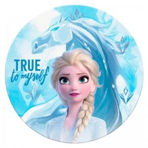 Disney Frozen 2 microfiber round beach towel