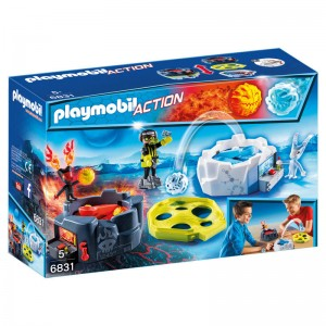 Playmobil Action Fire and ice game