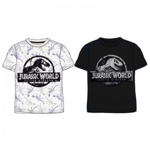 Jurassic World assorted adult t-shirt