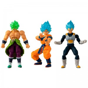 Dragon Ball Envolve assorted figure