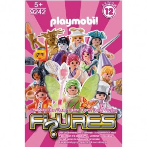 Assorted Playmobil Figures Girl Series 12