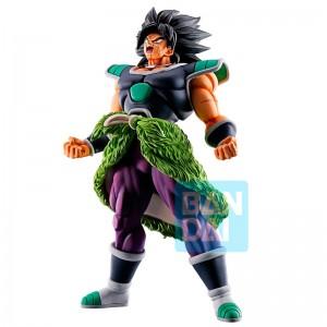 Dragon Ball Super History of Rivals Broly figure 26cm