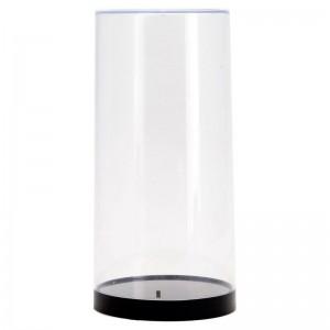 Cylindrical display figure 19cm