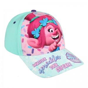 Trolls Poppy premium cap