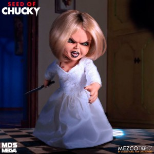 Seed of Chucky Tiffany talking figure 38cm
