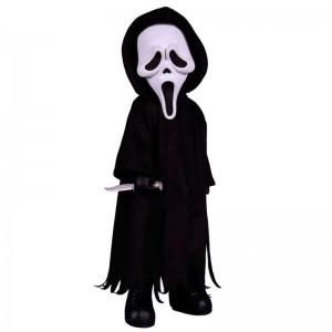Living Dead Dolls The Scream Ghost Face figure 25cm
