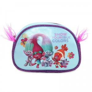 Trolls oval toilet bag Show your colors