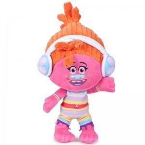 DJ Suki Trolls soft plush toy 35cm