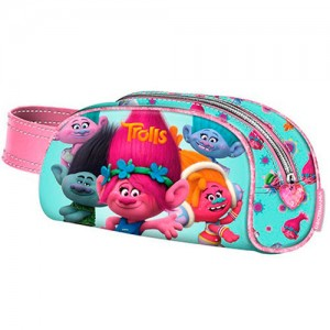 Trolls Colors toilet bag with handle