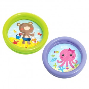 Baby pool 2 rings assortment