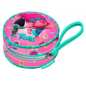 Trolls Poppy Flowers purse
