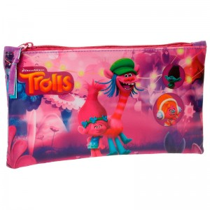 Trolls Friends pencil case